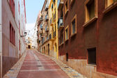 Street of old town. Tarragona  — Stock Photo