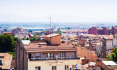 Catalan city Figueres. Catalonia — Stock Photo