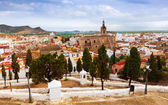 Sagunto in summer. Valencian Community  — Stock Photo