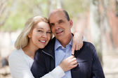 Mature couple — Stockfoto
