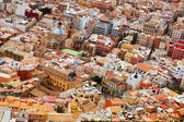 View of old european city. Alicante — Photo