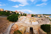 Amphitheater in Tarragona. Spain — Stock Photo