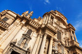 Cathedral Church of Saint Mary in Murcia — Stock Photo