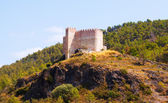 Castle in Gaibiel.  Valencian Community  — Stock Photo