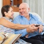Happy mature couple — Stock Photo #48992571