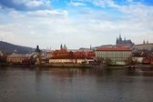 View of Prague, Czech Republic — Stock Photo