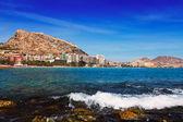 View of Alicante — Photo