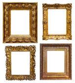 Set of old   frames  — Stock Photo