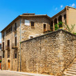 Old street of medieval Girona — Stock Photo #50725509