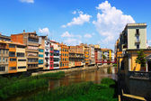 Picturesque view of Girona  — Stock Photo