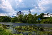 Orthodoxy monastery — Stock Photo