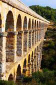 Aqueduct de les Ferreres — Stock Photo
