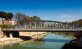 Puente Nuevo  over Segura in sunny day. — Photo
