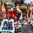 Постер, плакат: Square flea market