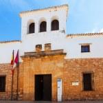 Museum of Dulcinea in El Toboso — Stock Photo #50928127