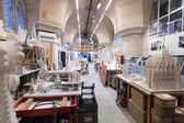 Sagrada Familia construction work — 图库照片