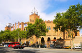 Exterior of The Plaza Monumental de Barcelona — Stock Photo