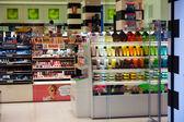 Cosmetic store — Stock Photo