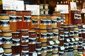 Assortment of honey  — Stock Photo