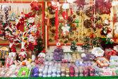 Traditional Christmas gifts — Stock Photo