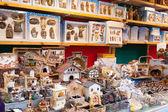 Miniature for Christmas scenes — Stock Photo