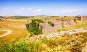 Castell de Sant Ferran in Figueres — Stock Photo