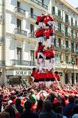Traditionally Catalan show  — Stock Photo