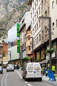 Andora la vella — Zdjęcie stockowe