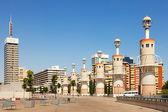Parque de la Espana Industria — Stock Photo