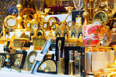 Gilded toledo souvenirs — Stok fotoğraf