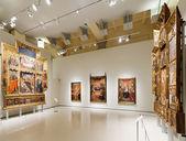 National Art Museum of Catalonia de Barcelona — Stock Photo