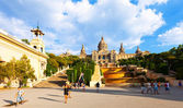 National Palace of Montjuic — Stock Photo