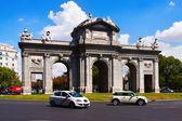 Gate of Toledo — Stock Photo