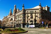 Cinema Coliseum in Barcelona — Stock Photo
