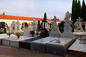 Christianity gravesite  — Stock Photo