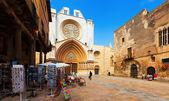 Catedral de Tarragona — Foto de Stock