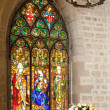 Stained-glass window — Stock Photo #50931113