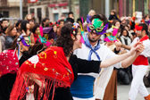 Carnival Balls — Stock Photo