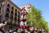 Catalan show — Stock Photo