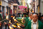 Sitges Carnival — Stock Photo