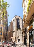 Santa Maria del Pi — Stock Photo