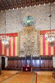 Ayuntamenty de Barcelona — Stockfoto