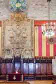 City hall in Barcelona — Stock Photo