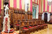 Barcelona city hall — Stock Photo