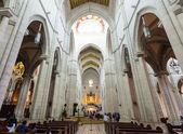 Almudena Cathedral — Stock Photo