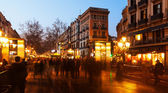 La Rambla — Stock Photo