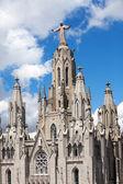 Templo expiatori del sagrat cor — Fotografia Stock