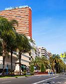 Avenue Federico Soto in Alicante, Spain — Stock Photo