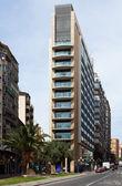 Rambla Mendes Nunez. Alicante — Stock Photo