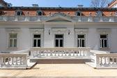 Antigo palácio - zypliai manor — Fotografia Stock